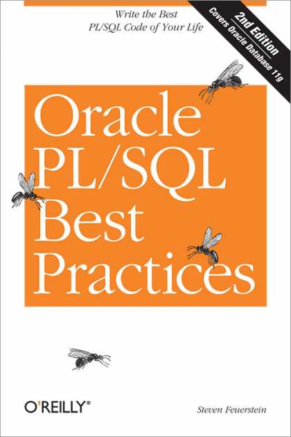 O'Reilly Books - Oracle PL/SQL Best Practices, Second Edition
