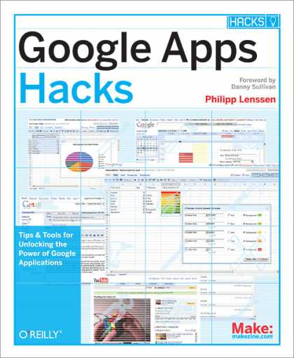 O'Reilly Books - Google Apps Hacks