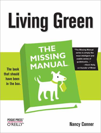 O'Reilly Books - Living Green: The Missing Manual