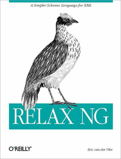 O'Reilly Books - RELAX NG