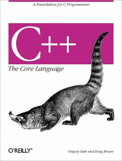 O'Reilly Books - C++ The Core Language