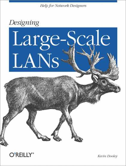 O'Reilly Books - Designing Large Scale Lans
