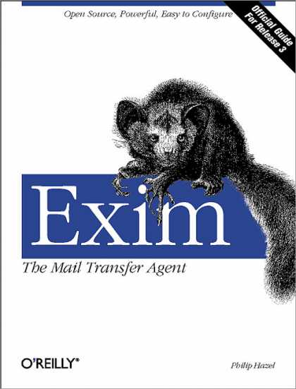 O'Reilly Books - Exim: The Mail Transfer Agent