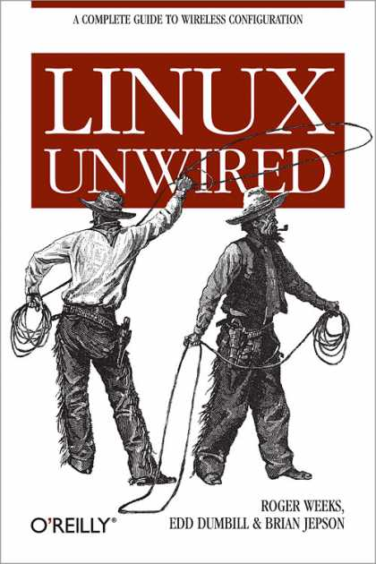 O'Reilly Books - Linux Unwired