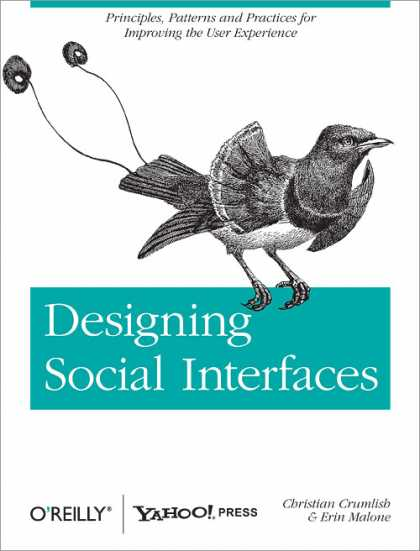 O'Reilly Books - Designing Social Interfaces - Rough Cut