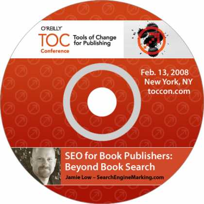 O'Reilly Books - SEO for Book Publishers: Beyond Book Search