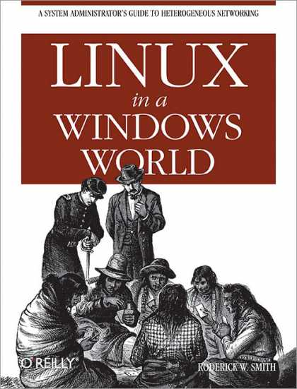 O'Reilly Books - Linux in a Windows World