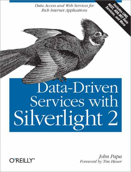 O'Reilly Books - Data-Driven Services with Silverlight 2