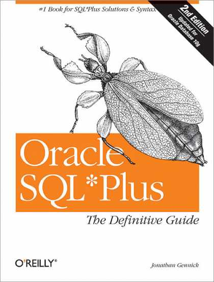 O'Reilly Books - Oracle SQL*Plus: The Definitive Guide, Second Edition