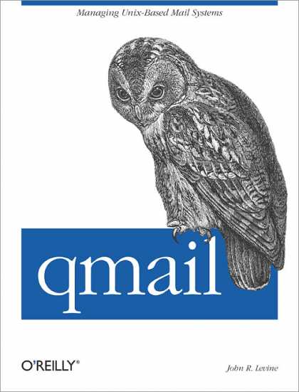 O'Reilly Books - qmail