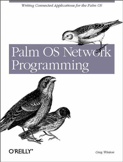 O'Reilly Books - Palm OS Network Programming