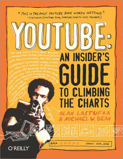 O'Reilly Books - YouTube: An Insider's Guide to Climbing the Charts