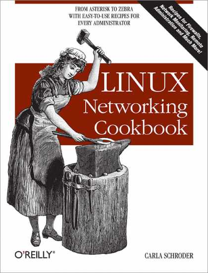 O'Reilly Books - Linux Networking Cookbook