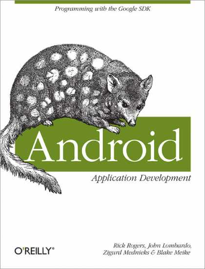 O'Reilly Books - Android Application Development