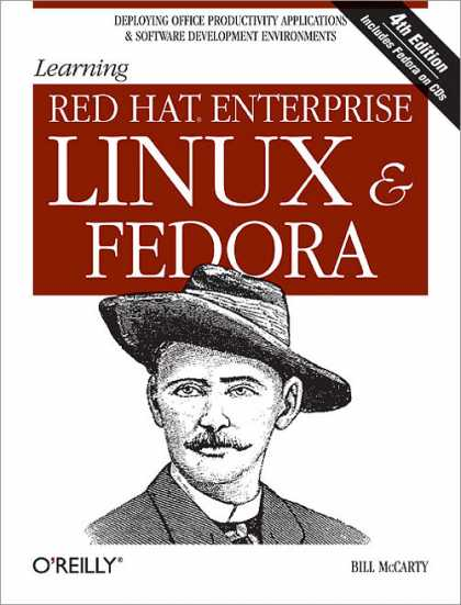 O'Reilly Books - Learning Red Hat Enterprise Linux & Fedora, Fourth Edition