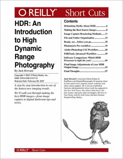 O'Reilly Books - HDR: An Introduction to High Dynamic Range Photography