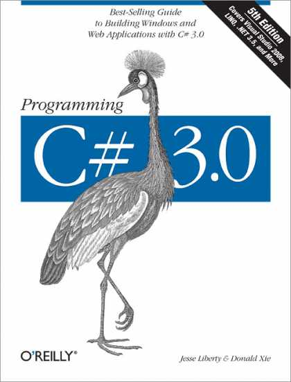 O'Reilly Books - Programming C# 3.0, Fifth Edition