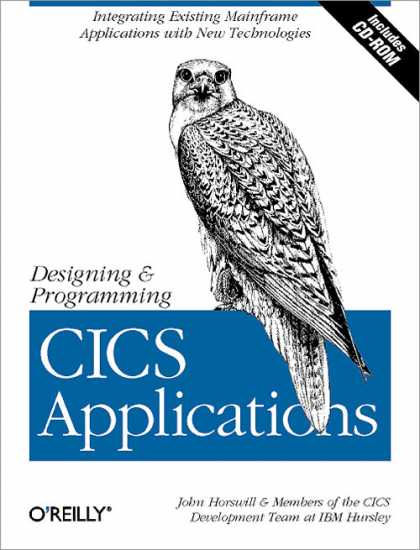 O'Reilly Books - Designing and Programming CICS Applications