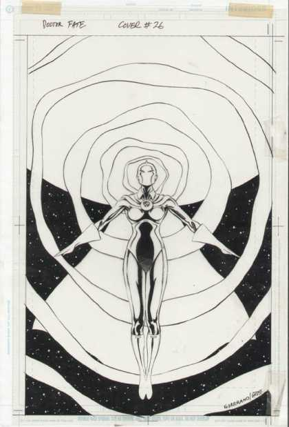 Original Cover Art - Doctor Fate