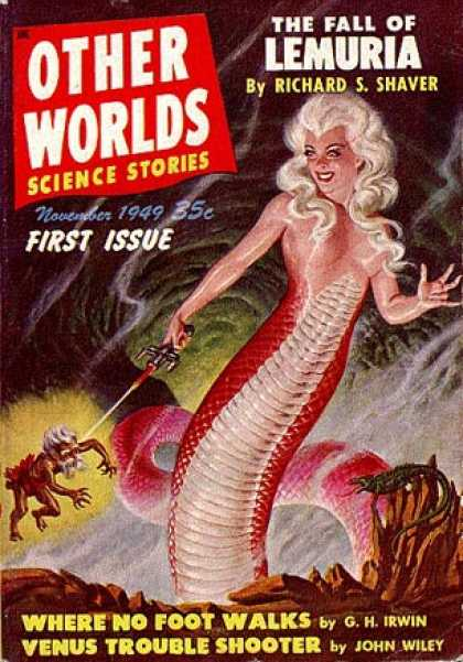 Other Worlds Science Stories - 11/1949