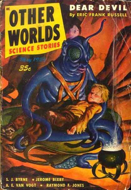 Other Worlds Science Stories - 5/1950