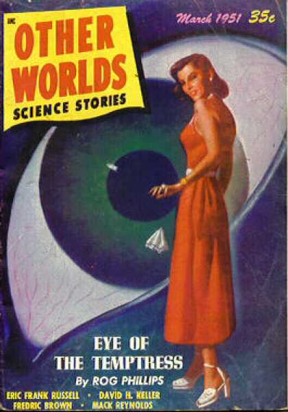Other Worlds Science Stories - 3/1951
