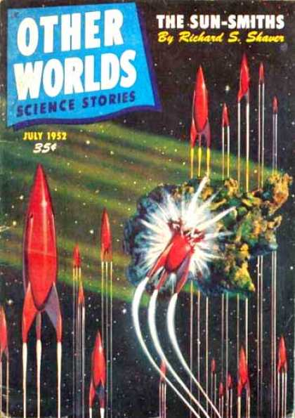 Other Worlds Science Stories - 7/1952