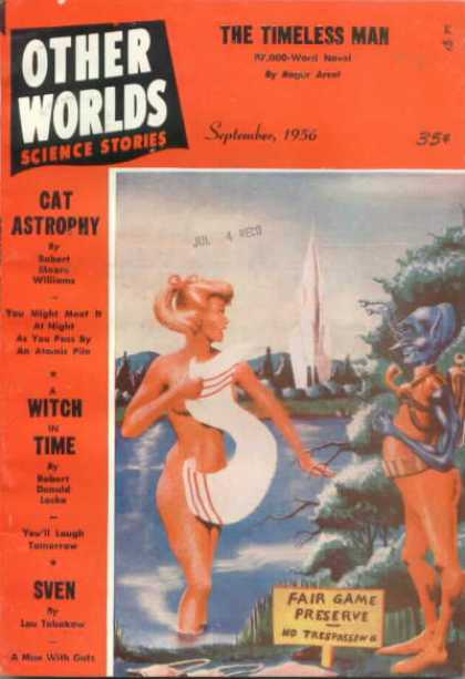 Other Worlds Science Stories - 9/1956