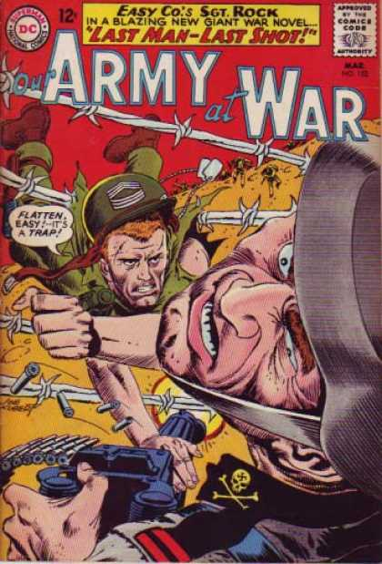 Our Army at War 152 - Joe Kubert
