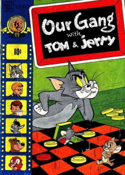 Our Gang with Tom & Jerry 53