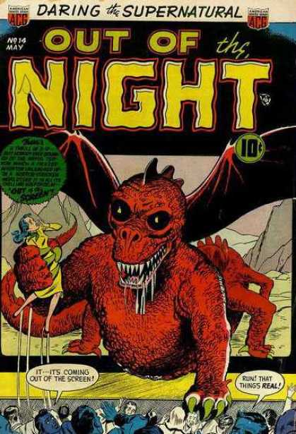 Out of the Night 14 - Scares Of The Silver Screen - Movie Monster Mayhem - The Red Dragon - Its Alive - Freaky Films