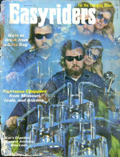 Outlaw Bikers 9