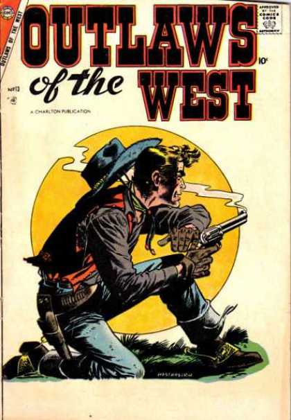Outlaws of the West 13