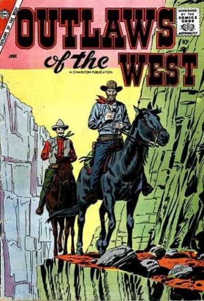 Outlaws of the West 15