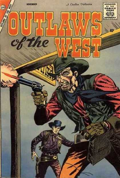 Outlaws of the West 17