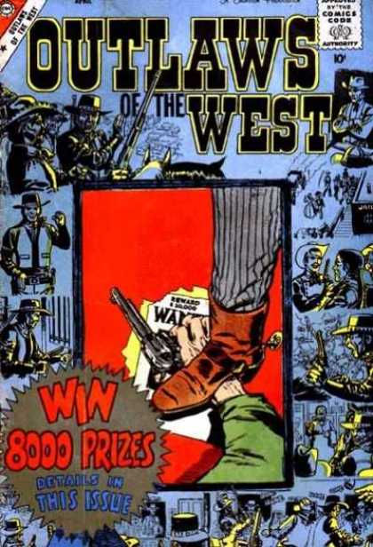 Outlaws of the West 19