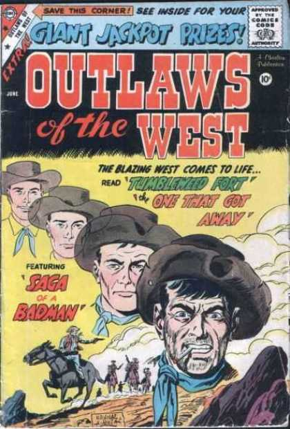 Outlaws of the West 20