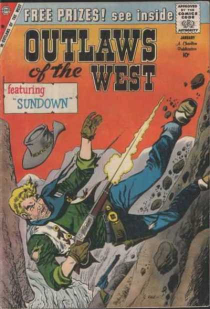 Outlaws of the West 23