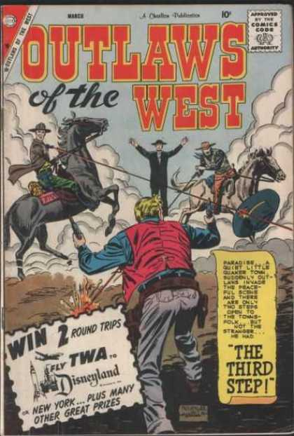Outlaws of the West 24