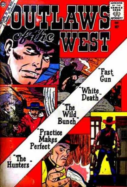 Outlaws of the West 25