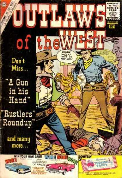 Outlaws of the West 28