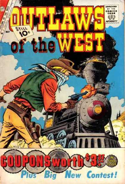 Outlaws of the West 31