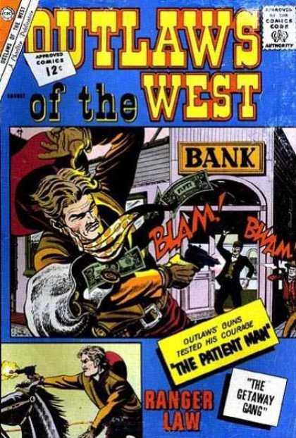 Outlaws of the West 32