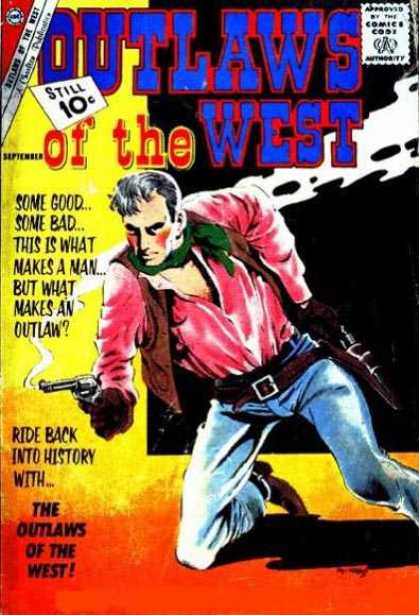 Outlaws of the West 33
