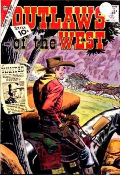 Outlaws of the West 36