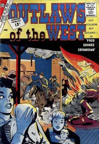 Outlaws of the West 37