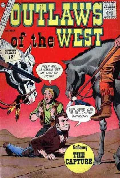 Outlaws of the West 40