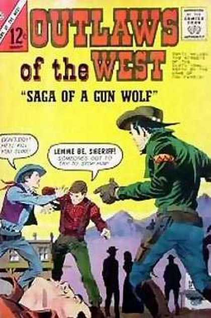 Outlaws of the West 44