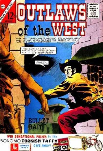 Outlaws of the West 45
