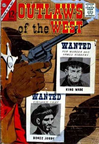 Outlaws of the West 47